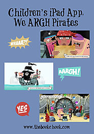 The Book Chook: Children's iPad App, We ARGH Pirates