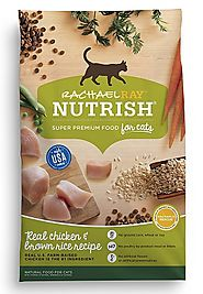 Rachel Ray Nutrish Dry Cat Food