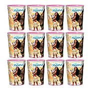 Disney Moana Favor Cups Set of 12