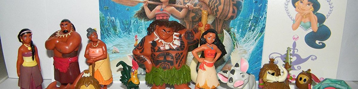 Headline for Top 10 Best Disney Moana Birthday Party Supplies