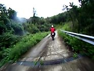 Pyongchang Hang Glider Hill Road Motorcycle Ride