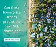 Can these home price trends predict the next NFL champion?