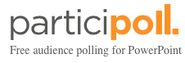 ParticiPoll free audience polling for PowerPoint