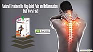 Natural Treatment to Stop Joint Pain and Inflammation that Work Fast