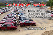 Cash For Junk Cars Toowoomba