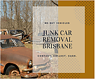 Junk Car Removal Brisbane