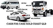 Cash for cars gold coast QLD