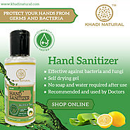 Importance of Hand Sanitizer
