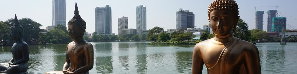 Headline for Must Visit Places in Colombo - A Lesson in History and an Adventure through time!