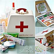 Back to School Emergency Kit - The 36th AVENUE