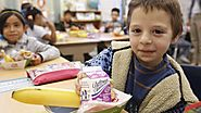 How does school breakfast affect academic achievement?
