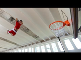 Slam Dunk Supertramp Style - Faceteam Basketball