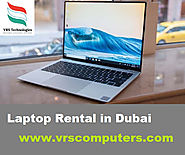Laptop Rental in Dubai | VRS Technologies LLC - Home