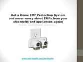 [Video] EarthCalm Home EMF Protection System