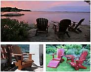 Adirondack Chair: The Best Furniture Piece For Your Outdoor Living Space