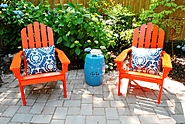 Choosing the Right Adirondack Patio Furniture to Spruce up Outdoor Space