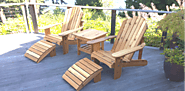 5 Things to Look For When Buying a Wooden Adirondack chair