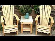 Adirondack Chairs - Buy Outdoor Furniture From The Best Adirondack Chair