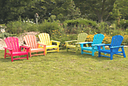 Wood VS Plastic Cedar Adirondack chair- Choose the Right one!