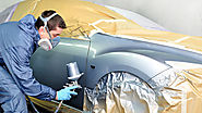 Car Paint Used by Vehicle Manufacturing