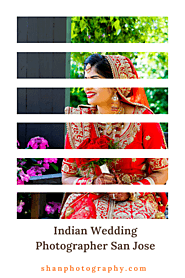 Indian Wedding Photographer San Jose