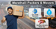 Trusted & Best Packers & Movers in Marathahalli - Moving Company | Call2Move