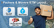 Reliable and Best Packers and Movers BTM Layout Bangalore | Call2Move