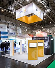 Messebaufirmen | Messestand firma - Expo Exhibition Stands