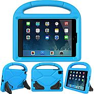 LEDNICEKER Apple iPad Mini 1 2 3 4 5 Kids Case - Light Weight Shock Proof Handle Friendly Convertible Stand Kids Case...