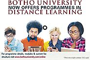 Botswana college of distance education