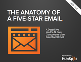 The Anatomy of a Five-Star Email
