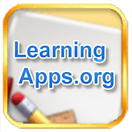 LearningApps - modules d'apprentissage interactifs