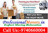 Affordable and Prompt packers and movers bangalore