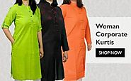 Buy Cotton Kurtis Online In the Best Price