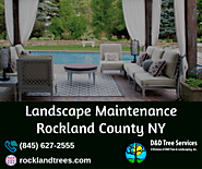 Best Landscape Maintenance Services in Rockland County NY