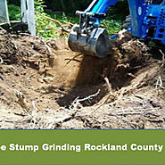 Tree Stump Grinding Rockland County NY