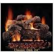 Hargrove Gas Logs 24 Inch Classic Oak Vented Natural Gas Log Set ... Hargrove Gas Logs 24 Inch Classic Oak Vented Nat...