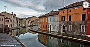 Comacchio - Between lagoon and canals - Il Curioso Errante