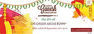 Happy Ganesh Chaturthi-Khadi Natural
