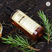 Herbal Heena and Rosemary Hair Oil