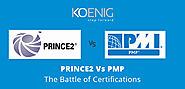 What is the difference between Prince2 and PMP?