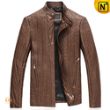 Fashion Wilson Leather Jacket Men CW804072