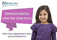 Children's Dental Clinic Thrissur | Kids Dentist Kerala