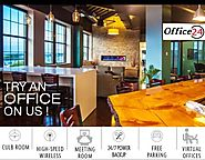 Why can it be difficult task to finding the perfect office space for your small business in Delhi? - Office24 Busines...