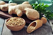 Does ginger help with joint pain?
