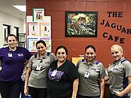 "Kash Aleem on Twitter: ""Jaguar cafe and CNS staff did a great job serving GO foods this week. See the @CATCHhealth ch..."
