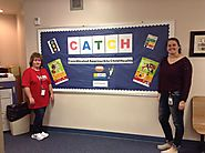 "Tari Phares on Twitter: ""#CATChkickoff Don't our bulletin boards look awesome!! Thanks Miss Mary and all of our suppo..."