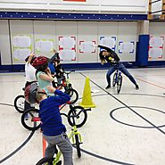 "Tari Phares on Twitter: ""Our Kindergarten students are trying some STRIDER bike Yoga. We love using these bikes in Ph..."