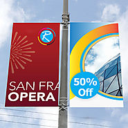 Get Excellent Promotional Banners for Your Business Promotion - Banner Printing