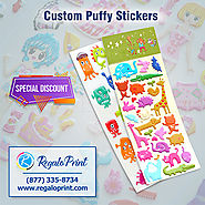 Choosing The Best Quality of Puffy Stickers - RegaloPrint | United States